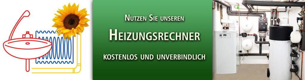 Heizungsrechner Online